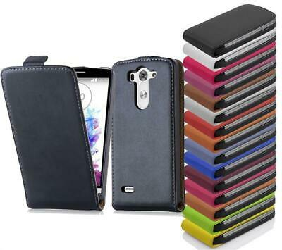 Flip Cover for LG Protection Smart Phone Case Plain