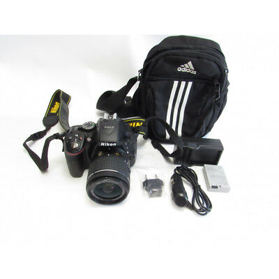 Nikon D5300 24.2 MP CMOS Digital SLR Camera with 18-55mm