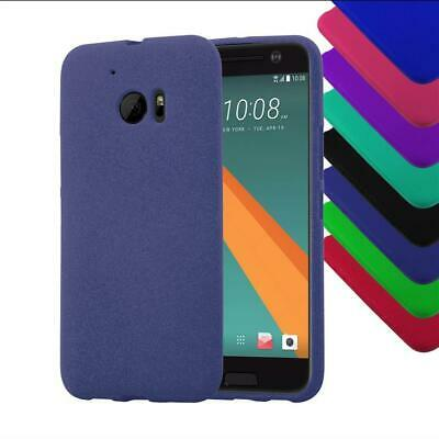 Case for HTC Protection Cover Frosted matt colors Bumper Silicone TPU