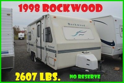 1998 Forest River Rockwood 2108 Used