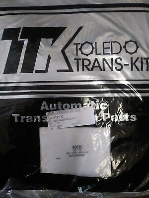 fordomatic transmission rebuild kit