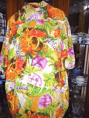 a769980e Jams World FAB NEW NWT men's Shirt Hawaiian M 50