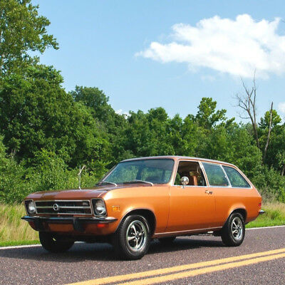 1973 Other Makes 1900 Sports Wagon 1973 Opel 1900 Sports Wagon....SELLING AT NO RESERVE! ! !