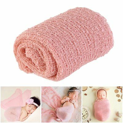 Newborn Baby Photography Photo Props Favors Snow Breathable Fabric Cotton Cloth