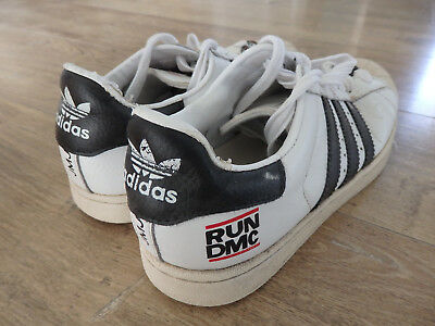 sneakers for cheap 67338 418e9 Hop Hip 00 Dmc Eur Chaussures Fr Adidas 90 s Rap Run Picclick 15 AtqxF7Ix
