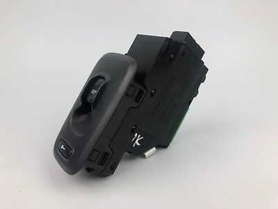 VOLVO S60 S80 V70 XC70 XC90 FRONT LEFT//NEAR SIDE ELECTRIC WINDOW SWITCH 30658147