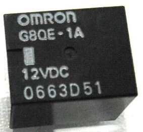 G8QE-1A DC12 pour boitier direction  107 C1  TOYOTA AYGO