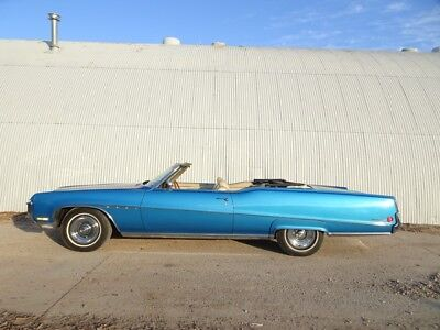 1970 Buick Electra 225 1970 BUICK ELECTRA 225 CONVERTIBLE- SOLID TEXAS DRIVER. NEW TOP. A/C