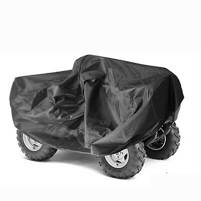 ATV Cover Large Quadbike Dirt Dust Sheild Protection Indoor + Free Bag