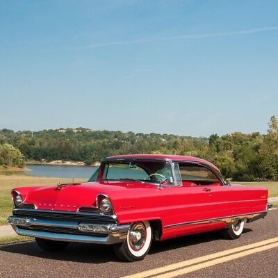 1956 Other Makes Premiere Coupe 1956 Lincoln Premiere Coupe, 368, All Power