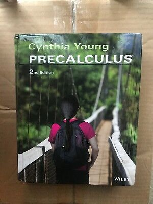 Precalculus by Cynthia Y. Young (2013, Hardcover)