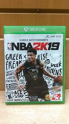 NBA 2K19 for Xbox One