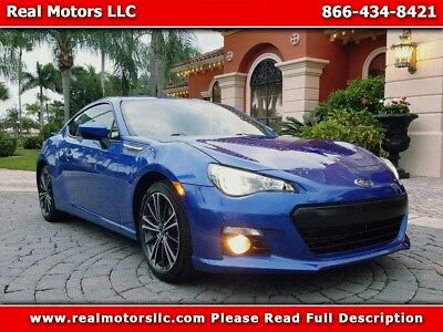 2016 Subaru BRZ Limited 6M 2016 Subaru BRZ Limited 6M Serviced,Inspected at Subaru Dealer Financing options