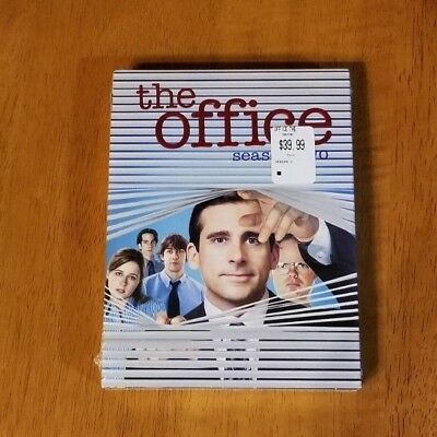 New Sealed The Office Season 2 two Widescreen.