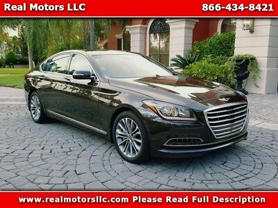 2015 Hyundai Genesis 3.8L 2015 Hyundai Genesis 3.8L  Serviced, Inspected at Hyundai Dealer, Financing Opti