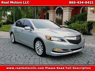 2014 Acura RLX 6-Spd AT w/Technology Package 2014 Acura RLX 6-Spd AT w/Technology Serviced Inspected FInancing Options availa