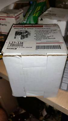 """Honeywell Tradeline R8239 A 1052 Fan Center Part # L37-138 """" New Old Stock """""""