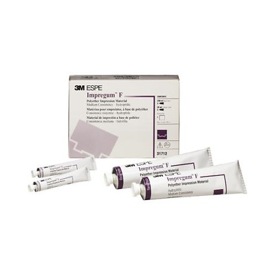3M ESPE 31712 Impregum F Polyether Impression Material Double Package Intro