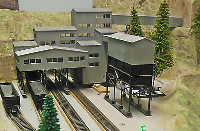 N SCALE My Black Rock Coal Mine. LOCAL PICK UP ONLY!