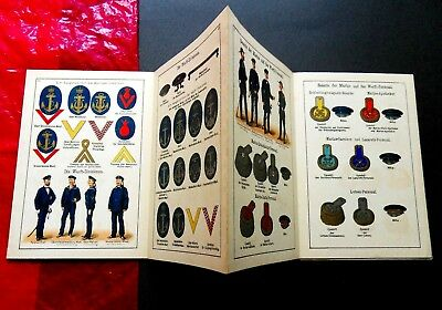 GERMAN KAISER MARINE WAR FLAGs IMPERIAL COLONIAL NAVY PARADE UNIFORMS 305 Lithos