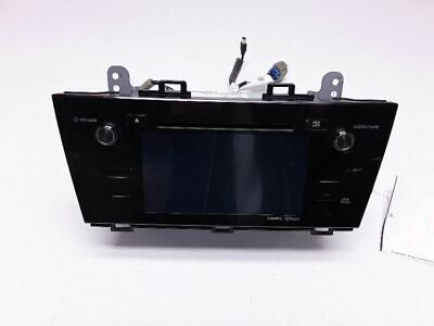 2015 2016 2017 Subaru Outback Audio Receiver W/cd Player Oem 86201Al60A