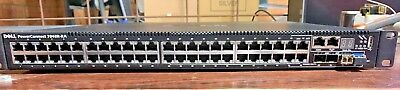 Dell Powerconnect  7048R-RA 48-Port Gigabit Ethernet Switch   -002