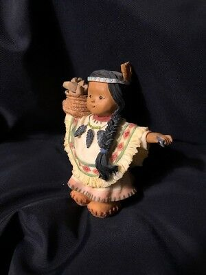 Friends of the Feather enesco vintage figurine