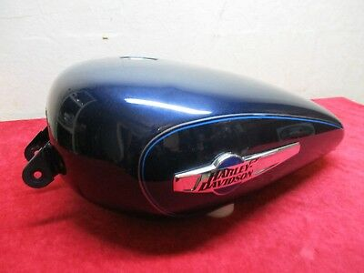Oem 2014 Harley Sportster 4.5 Gallon Gas Tank - Fits 2007 And Up - Very Good