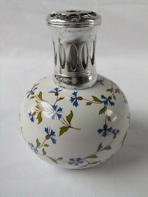 Lamp Berger antique Revol diffuser pattern flowers collection vintage
