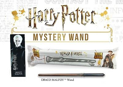 Harry Potter Mystery Mur - Baguette Magique Draco Malfoy - Noble Collection 30