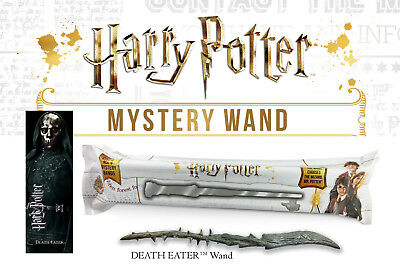 Harry Potter Mystery Mur - Baguette Magique Death Eather - Noble Collection 30