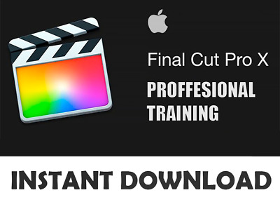 Apple Final Cut Pro X Professional Video Training | Essential Training. Exercise