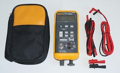 Fluke 718-1G Pressure Calibrator -1 To 1 Psi Range Used