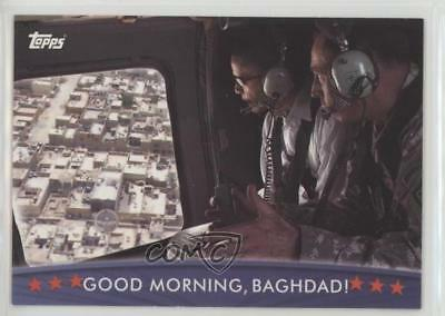2008 Topps President Obama Collector Trading Cards #44 Good Morning Baghdad! 1md