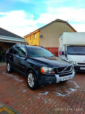 volvo xc90 D5 2005 AWD 7 seater 4x4 Full spec Automatic