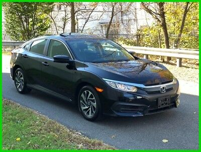 2017 Honda Civic EX 2017 EX Used 2L I4 16V Automatic FWD Sedan