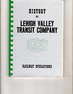 """History of Lehigh Valley Transit Co."""