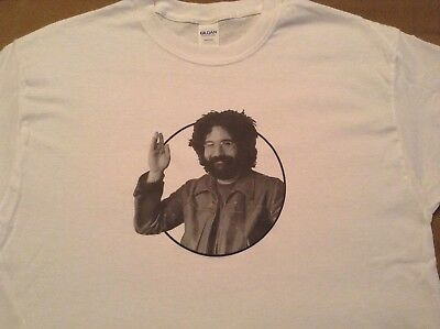 Jerry Garcia T-SHIRT Grateful Dead Bob Weir Company Phil Lesh #2
