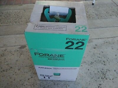 NEW!!! SEALED R-22 REFRIGERANT R22 30 LBS CYLINDER R 22 Brand New local pick up