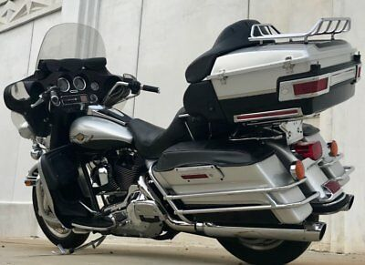 2003 Harley-Davidson Touring  100th Anniversary Harley Davidson Electra Glide Ultra Classic Tour Pak Cams