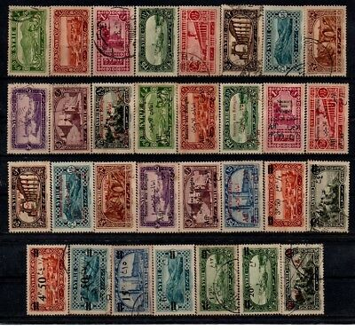 Very Old Stamps from French Syria. 3.