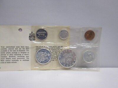 1963 Canadian Proof-Like Set
