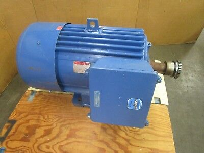 Brook Crompton 3Ohp A.c.electric Motor 230/460V 3Ph 870 Rpm 7P-Al364T Frame