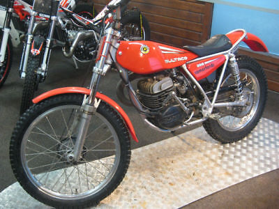 1978 Bultaco Sherpa 350 Trial *very Competitive*  Ex Condition