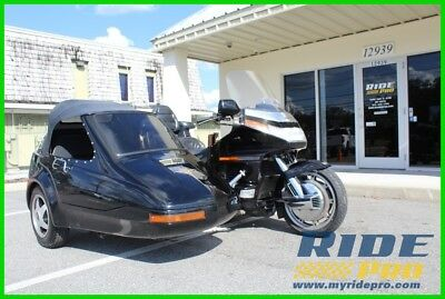 1994 Honda Gold Wing  1994 Honda Gold Wing GL1500 GOLDWING CHAMPION SIDECAR HUGE LIKE TRIKE