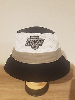 Eishockey NHL Los Angeles Kings L.A Wollmütze Wintermütze Hustle Cuff Knit Hat mit Pommel Fanartikel