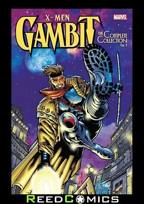 X-MEN GAMBIT COMPLETE COLLECTION VOLUME 2 GRAPHIC NOVEL Collects (1999) #12-25