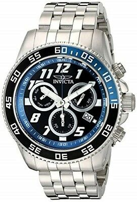 INVICTA Men's Pro Diver 20478 50mm Stainless Steel Chronograph Watch