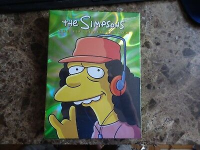 The Simpsons ~ Complete Fifteenth Season 15 Fifteen ~ NEW 4-DISC DVD SET GENUINE