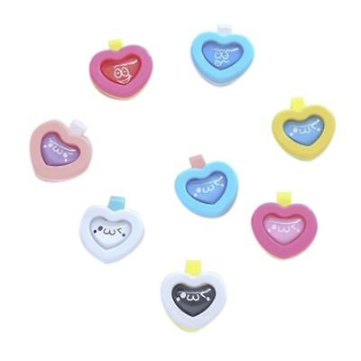 1 Pcs Mosquito Repellent Button Baby Kids Buckle Outdoor Anti-mosquito Repe X4B7